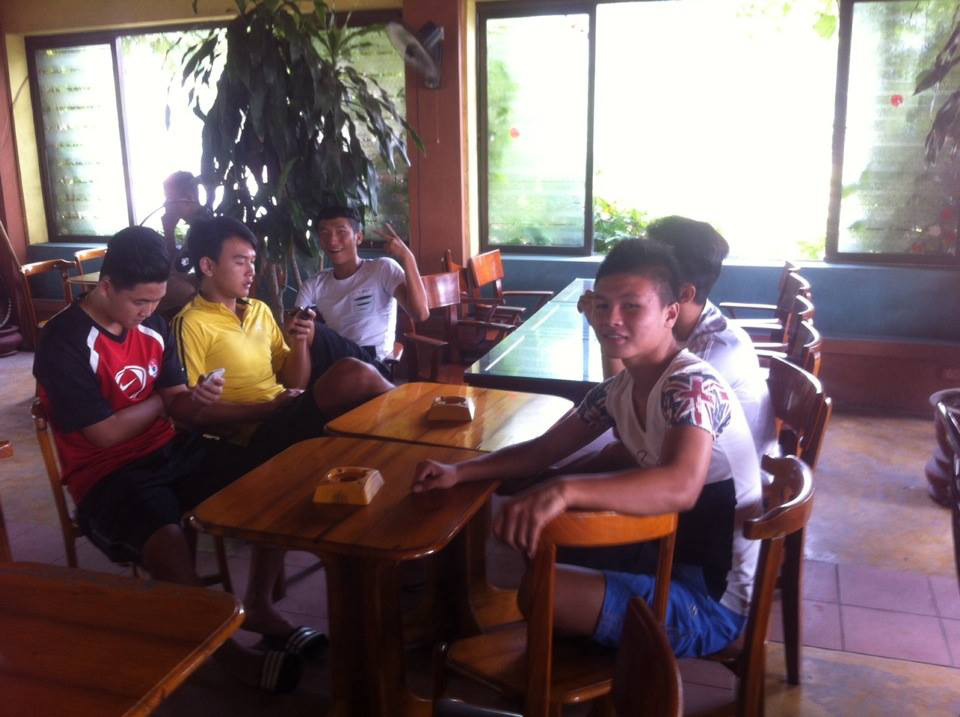 """Trào lưu """"trở về tuổi thơ"""" của các cầu thủ, thử thách kiến thức fan bóng đá Việt Nam - Ảnh 7."""