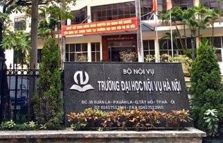 Trường Đại học Nội vụ Hà Nội hỗ trợ tài chính đặc biệt dành cho sinh viên - Ảnh 1.