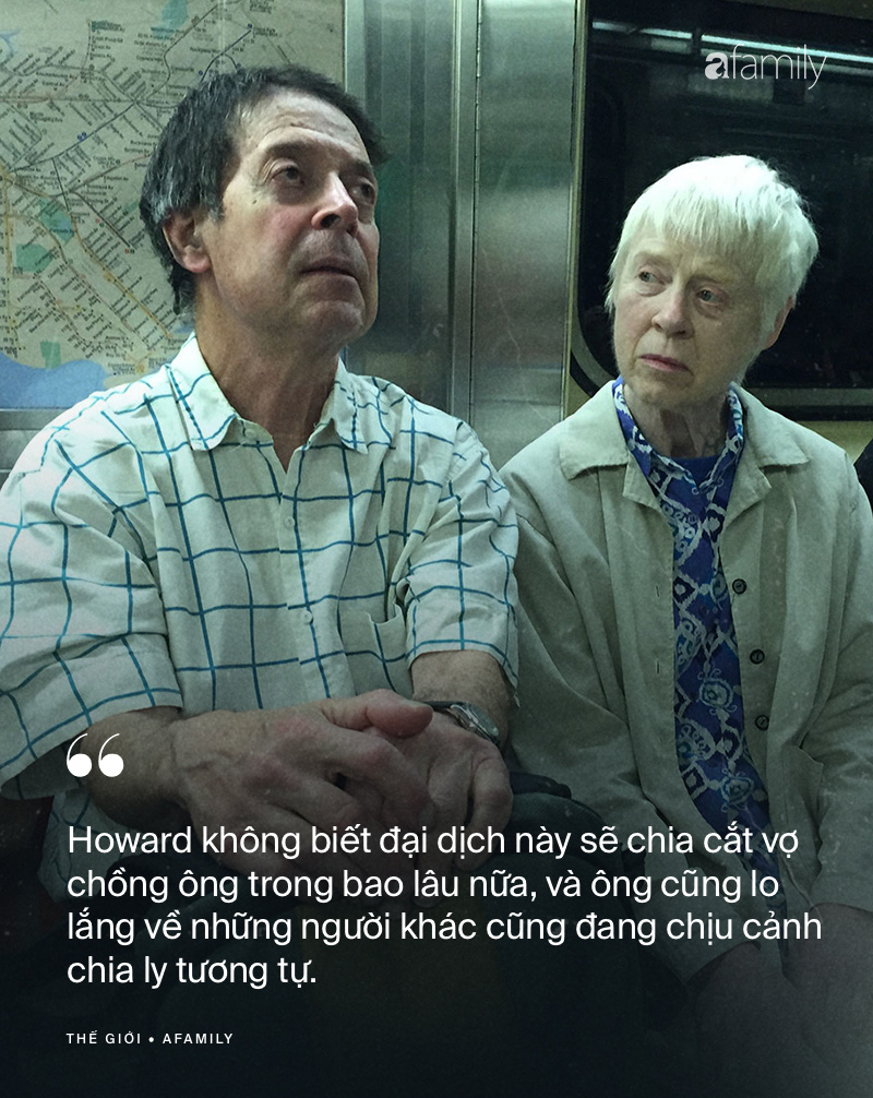 Cặp đôi bên nhau 50 năm bị chia cắt vì Covid-19: Ông mong đến viện dưỡng lão để giúp vợ tiếp tục sống nhưng từ chối tương lai phải đưa tiễn bà - Ảnh 4.