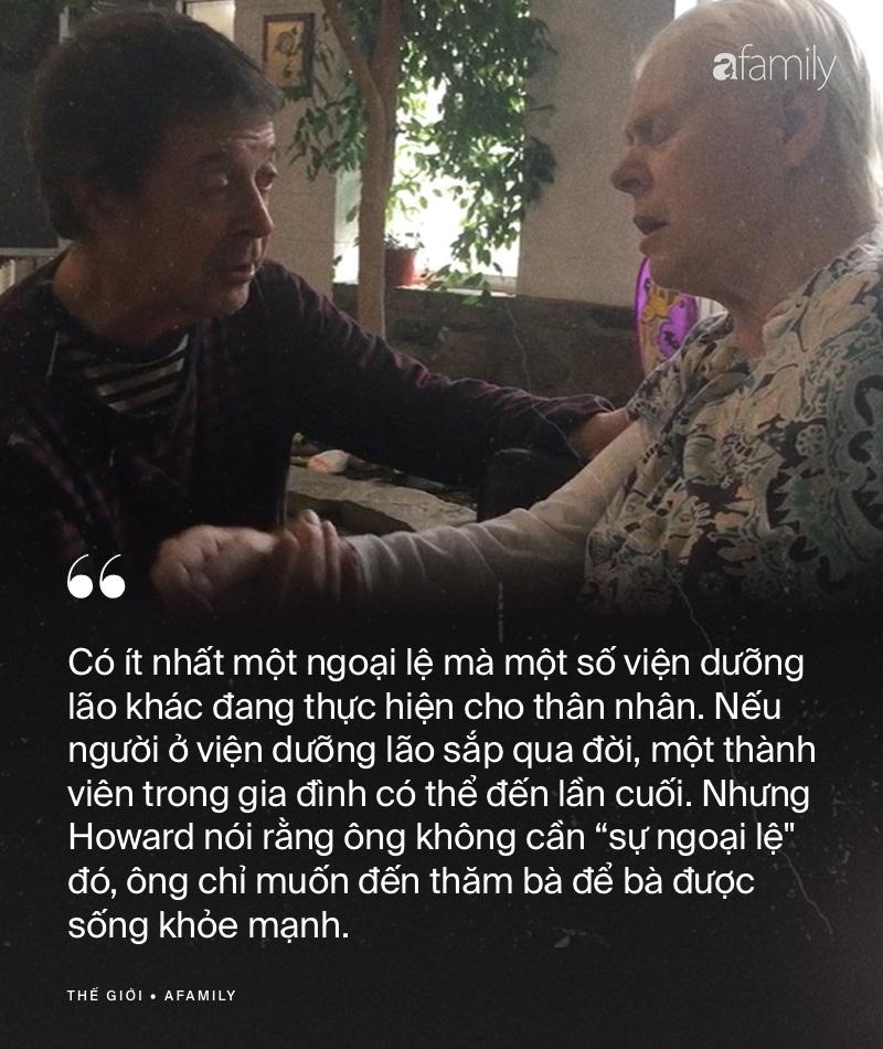 Cặp đôi bên nhau 50 năm bị chia cắt vì Covid-19: Ông mong đến viện dưỡng lão để giúp vợ tiếp tục sống nhưng từ chối tương lai phải đưa tiễn bà - Ảnh 8.