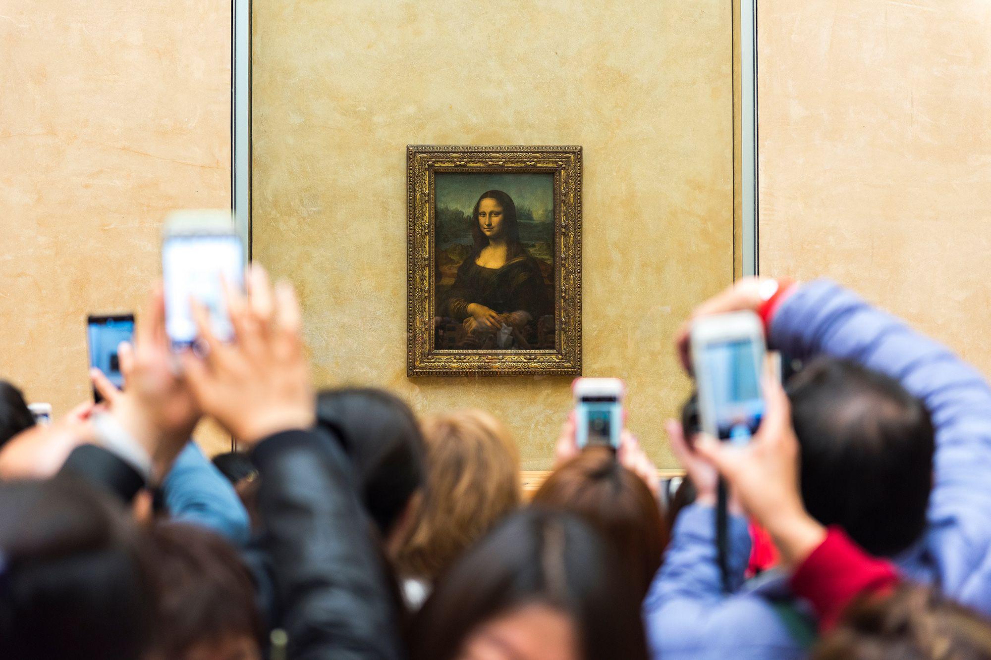 Miễn phí tham quan online, bảo tàng Louvre nổi tiếng của Pháp tạo ra giao diện thực tế ảo cho du khách khám phá - Ảnh 2.
