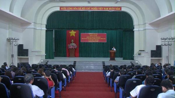 """Côn Đảo triển khai chuyên đề """"Học tập và làm theo tư tưởng, đạo đức, phong cách Hồ Chí Minh"""" năm 2020 - Ảnh 1."""