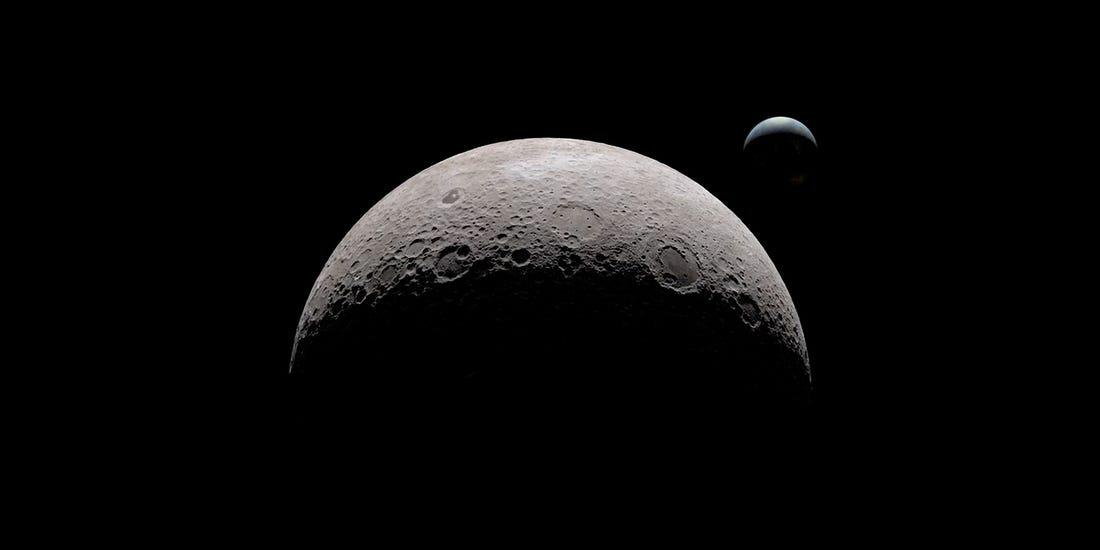NASA đầu tư cho hệ thống kính viễn vọng vô tuyến lớn nhất Hệ Mặt Trời, đặt tại phần tối của Mặt Trăng