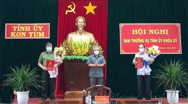 Ban Bí thư chuẩn y nhân sự mới, Quảng Ninh và Lâm Đồng điều động, bổ nhiệm nhiều cán bộ chủ chốt - Ảnh 1.