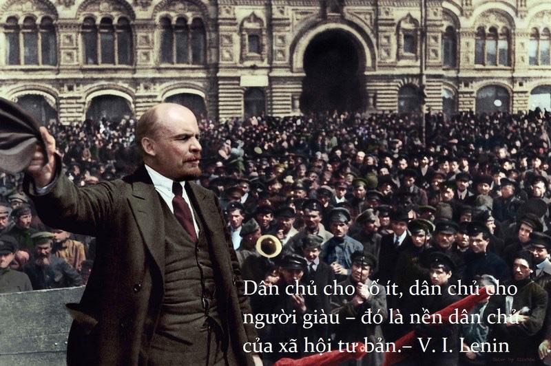 Nhân Kỷ niệm 150 năm ngày sinh V.I.Lênin (22/4/1870-22/4/2020): Cách mạng là sáng tạo - Ảnh 2.