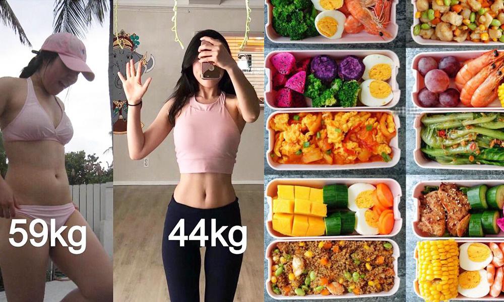Thực đơn ăn kiêng cho mỗi tuần trong 3 tháng, không tập luyện gì, nằm ngồi cả ngày cũng giảm được 15kg - Ảnh 1.