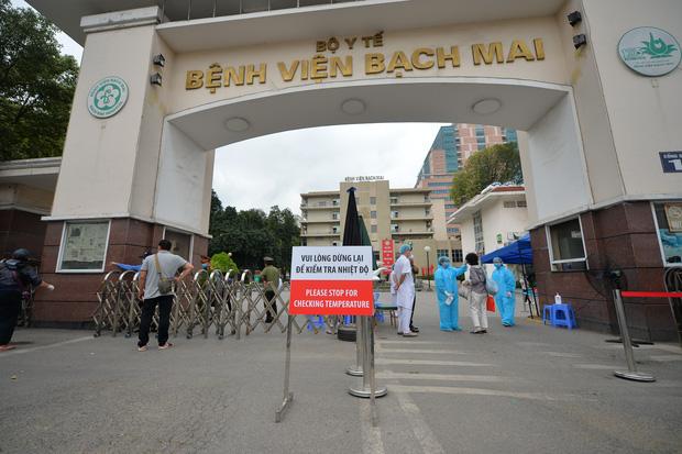 Đà Nẵng cách ly 18 trường hợp liên quan đến Bệnh viện Bạch Mai - Ảnh 1.
