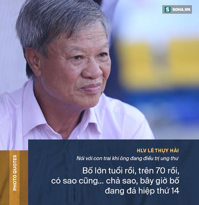 Màn mặc cả lịch sử và cơn bạo bệnh ở hiệp thứ 14 của vị HLV dị nhất Việt Nam - Ảnh 8.