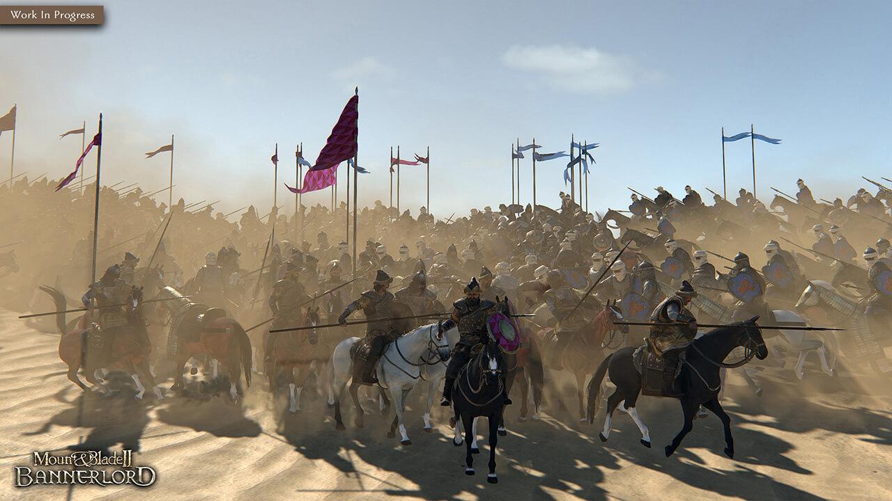 Choáng ngợp với công thành chiến trong Mount & Blade 2, tựa game đang đại náo bảng xếp hạng Steam - Ảnh 1.