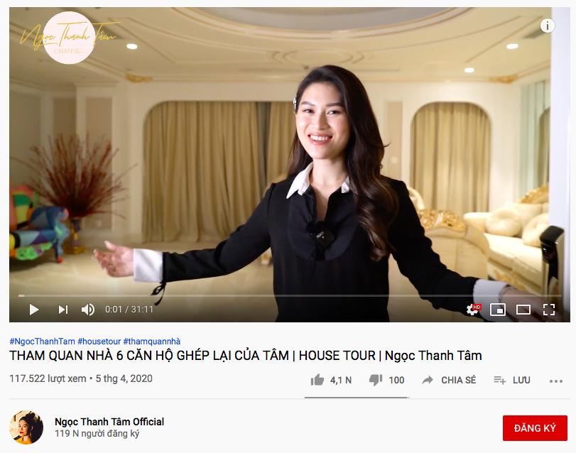 """""""Vũ trụ vlogger"""" Việt lại có thêm một cái tên tiềm năng: Xinh đẹp và sang chảnh, lác mắt với kênh Youtube toàn trải nghiệm 5 sao - Ảnh 2."""