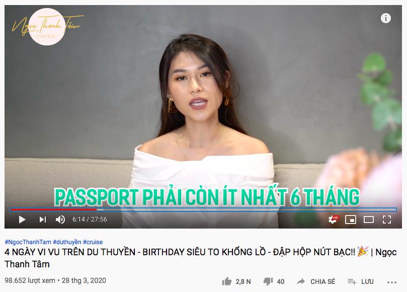 """""""Vũ trụ vlogger"""" Việt lại có thêm một cái tên tiềm năng: Xinh đẹp và sang chảnh, lác mắt với kênh Youtube toàn trải nghiệm 5 sao - Ảnh 4."""