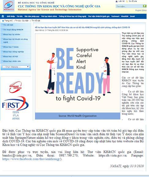 Đẩy mạnh cung cấp dịch vụ trực tuyến trong các thư viện - Ảnh 2.