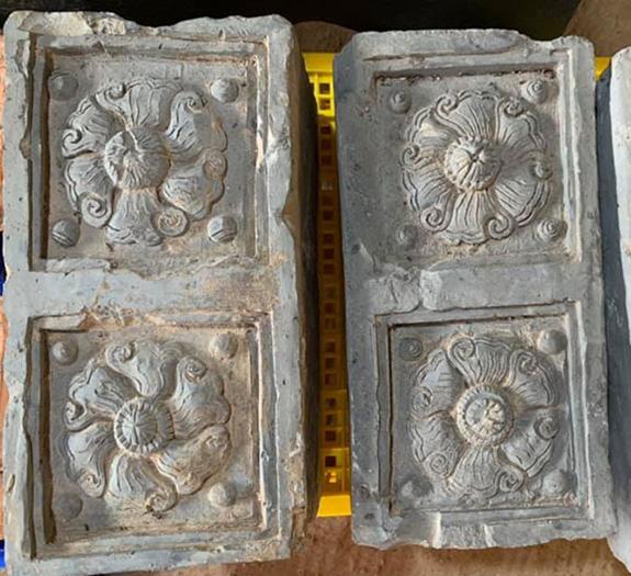 Phát hiện mới tại khu vực khai quật thăm dò di sản Hoàng thành Thăng Long - Ảnh 1.