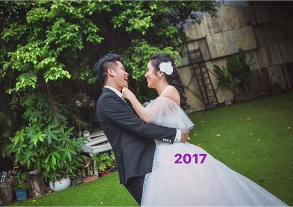 Kỷ niệm 4 năm bên nhau, Lê Phương khoe hình ảnh hạnh phúc bên chồng kém tuổi cùng con gái bảo bối - Ảnh 1.