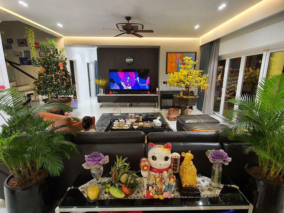 Biệt thự như khách sạn của siêu mẫu Vũ Thu Phương - Ảnh 26.