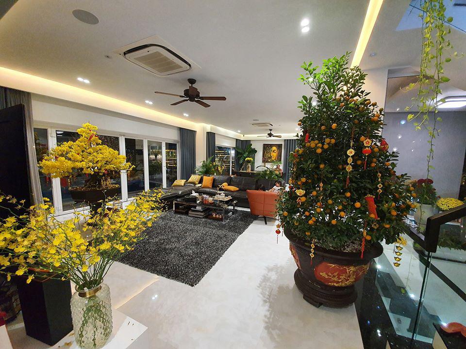 Biệt thự như khách sạn của siêu mẫu Vũ Thu Phương - Ảnh 25.