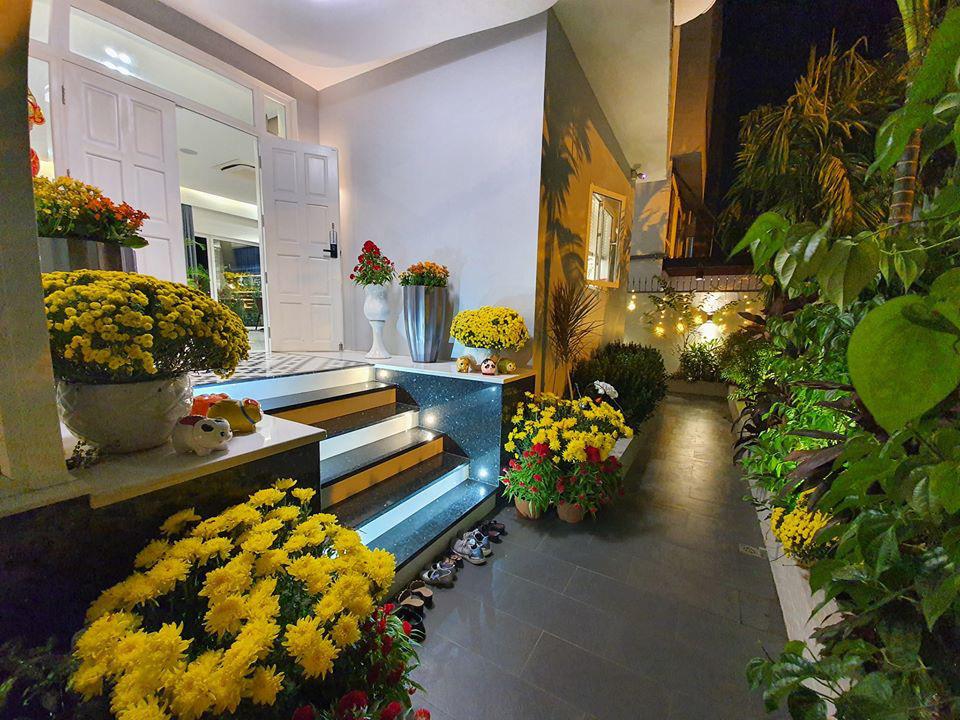 Biệt thự như khách sạn của siêu mẫu Vũ Thu Phương - Ảnh 18.