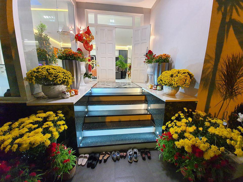 Biệt thự như khách sạn của siêu mẫu Vũ Thu Phương - Ảnh 21.