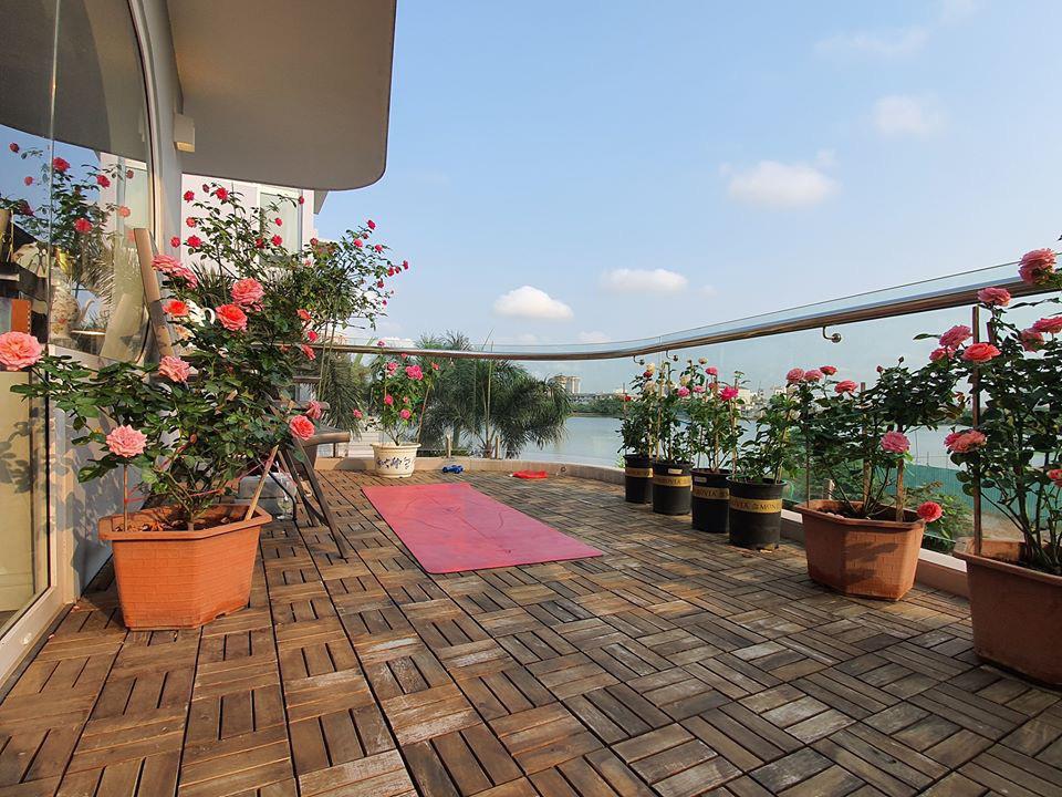 Biệt thự như khách sạn của siêu mẫu Vũ Thu Phương - Ảnh 10.