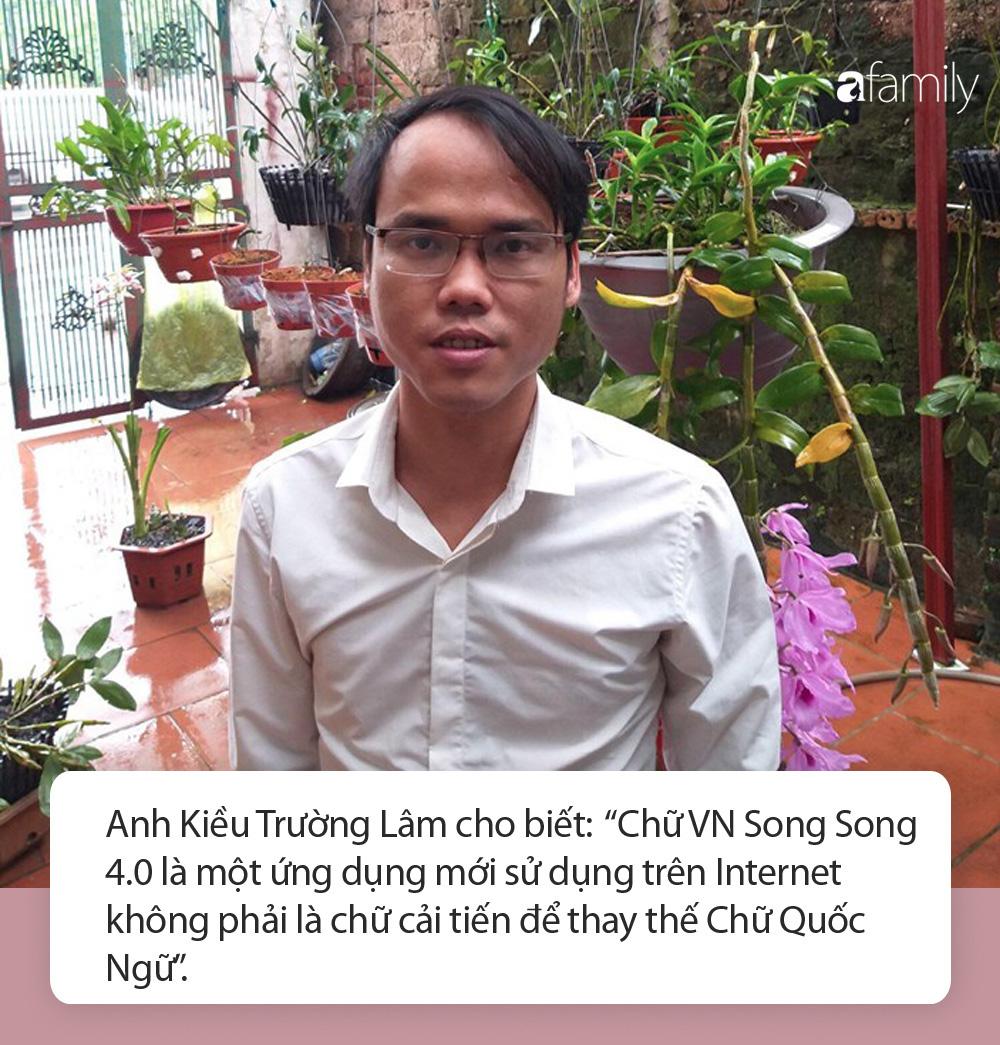 """Tác giả Tiếng Việt không dấu gửi tâm thư đến độc giả: """"Việc sáng tạo một ứng dụng có gì sai?"""" - Ảnh 1."""