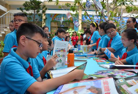 Bà Rịa - Vũng Tàu tạm hoãn tổ chức các hoạt động tập trung đông người hưởng ứng Ngày sách Việt Nam năm 2020  - Ảnh 1.