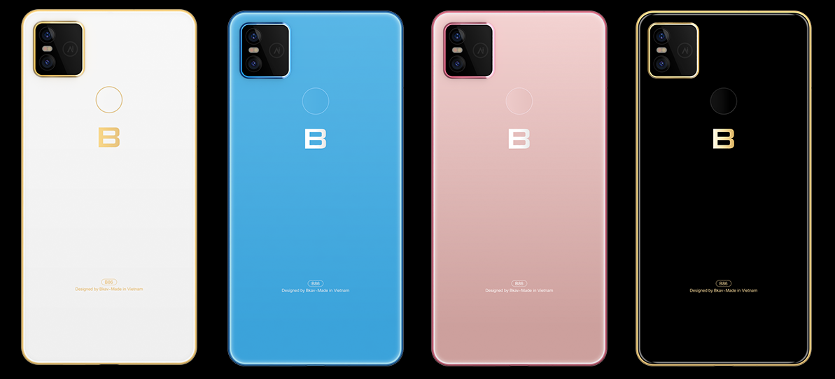 Bkav ra mắt 4 phiên bản Bphone mới không có nút bấm vật lý, giữ nguyên thiết kế không cằm, trán cao, giá từ 5,49 triệu - Ảnh 4.