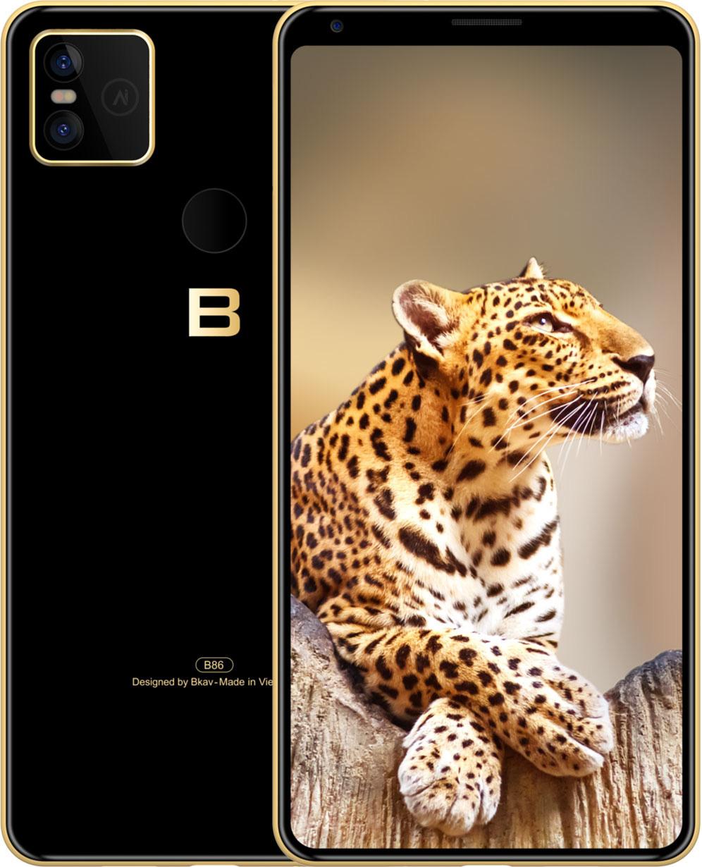Bkav ra mắt 4 phiên bản Bphone mới không có nút bấm vật lý, giữ nguyên thiết kế không cằm, trán cao, giá từ 5,49 triệu - Ảnh 2.