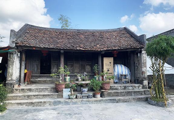 Bộ VHTTDL cho ý kiến về Dự án tu bổ, tôn tạo di tích Từ đường Tiến sĩ Đặng Nghiêm, Tiến sĩ Đặng Diễn, tỉnh Thái Bình - Ảnh 1.