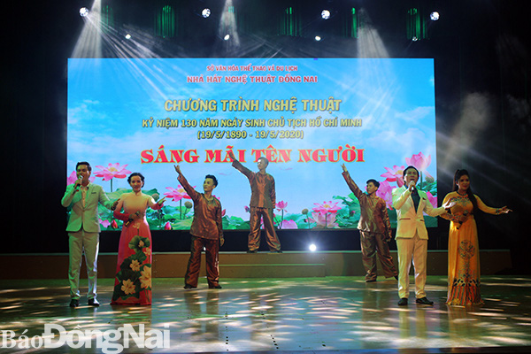 Đồng Nai tổ chức nhiều hoạt động kỷ niệm 130 năm Ngày sinh Chủ tịch Hồ Chí Minh (19/5/1890-19/5/2020) - Ảnh 1.