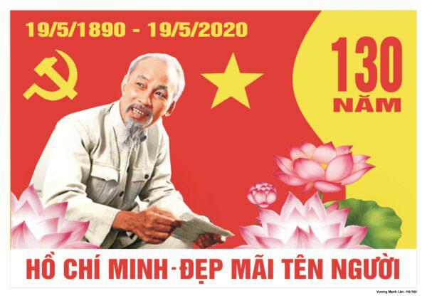 Vĩnh Long tuyên truyền kỷ niệm 130 năm ngày sinh Chủ tịch Hồ Chí Minh - Ảnh 1.