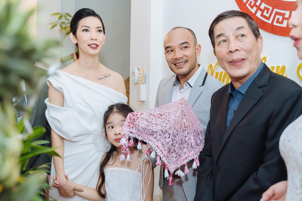 Hé lộ ảnh đám hỏi của Xuân Lan sau đám cưới bí mật - Ảnh 10.