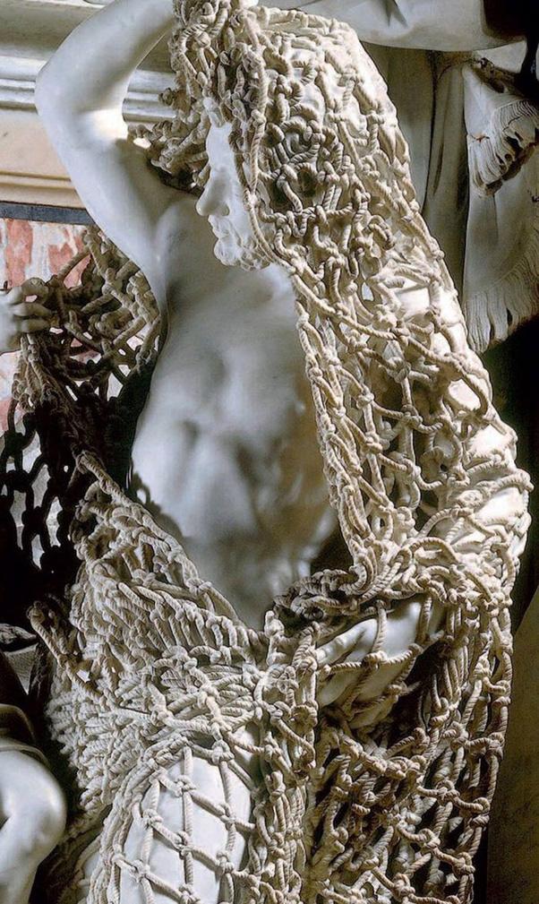 Những tác phẩm nghệ thuật hết sức khó tin nhưng lại là sự thật vì những chi tiết siêu thực - Ảnh 7.