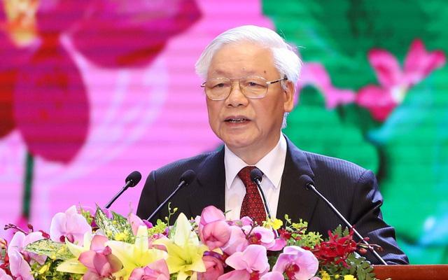 Tổng Bí thư, Chủ tịch nước Nguyễn Phú Trọng: Chủ tịch Hồ Chí Minh là tấm gương sáng ngời, mẫu mực về đạo đức cách mạng
