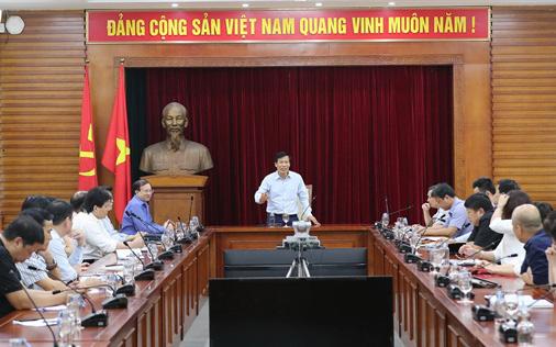 Bộ trưởng Nguyễn Ngọc Thiện: Các đơn vị nghệ thuật phải chú trọng xây dựng những tác phẩm chất lượng cao