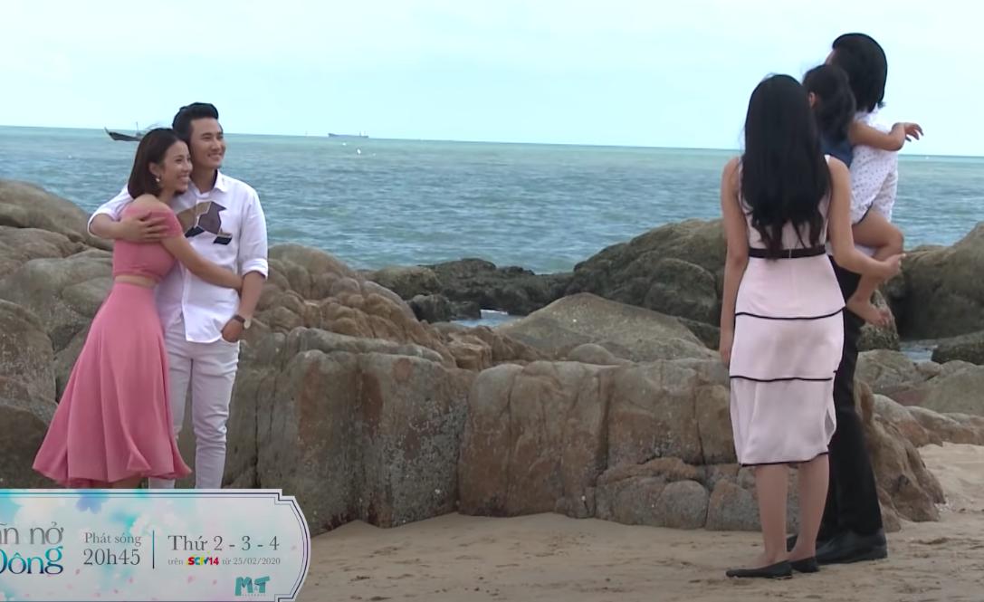 """""""Hoa vẫn nở mùa đông"""" tập cuối: Nhật (Thúy Ngân) chết, Hằng (Cao Thái Hà) đám cưới sinh con sống hạnh phúc  - Ảnh 8."""