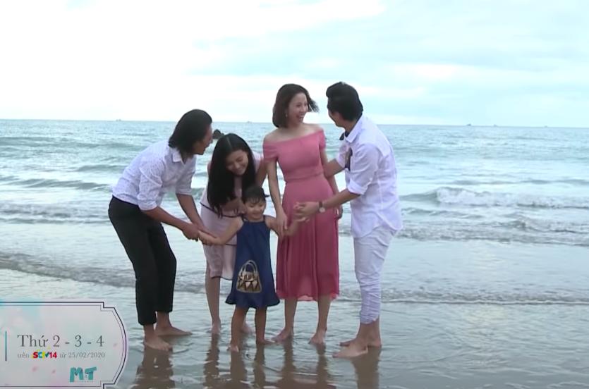 """""""Hoa vẫn nở mùa đông"""" tập cuối: Nhật (Thúy Ngân) chết, Hằng (Cao Thái Hà) đám cưới sinh con sống hạnh phúc  - Ảnh 9."""