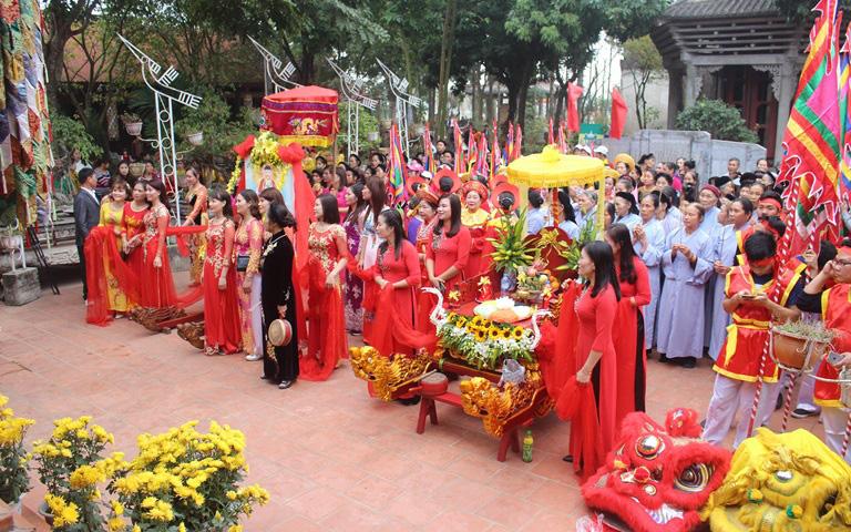 Vĩnh Phúc: Tăng cường sự lãnh đạo của Đảng đối với công tác quản lý và tổ chức lễ hội
