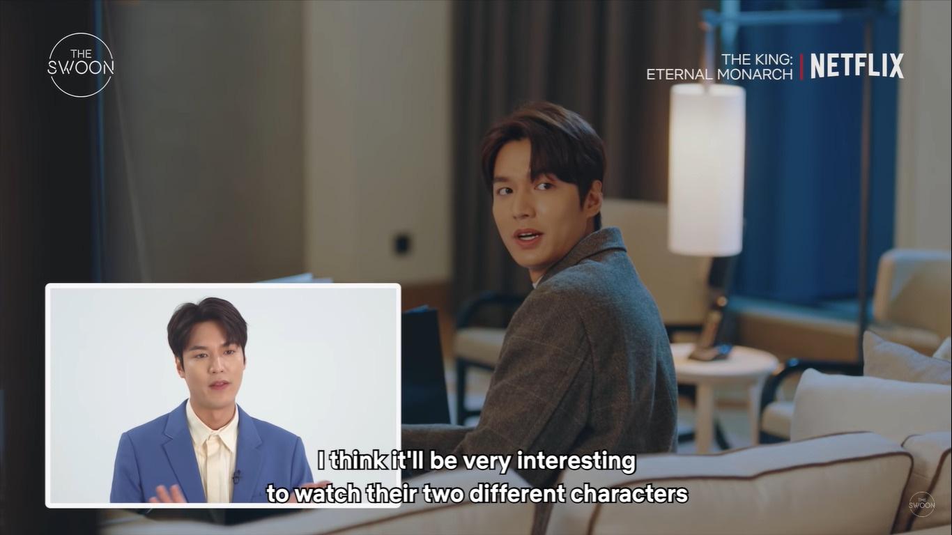 Lee Min Ho bật mí câu thoại thích nhất Quân Vương Bất Diệt, nghe xong chịu không nổi luôn á! - Ảnh 3.