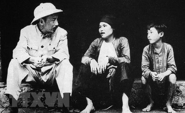 Nhân lên những giá trị tốt đẹp từ tư tưởng Hồ Chí Minh  - Ảnh 1.