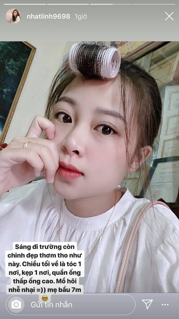Hội nàng WAG Việt và những pha xử lý khó hiểu: Vợ Văn Đức dạy trẻ em bỏ học uống bia, bạn gái Văn Toàn hối hận vì giơ ngón tay thối - Ảnh 2.