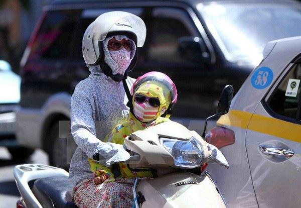 Phòng ngừa các bệnh ở trẻ em trong mùa nắng nóng - Ảnh 1.