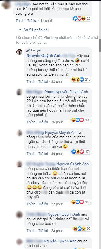 Hội nàng WAG Việt và những pha xử lý khó hiểu: Vợ Văn Đức dạy trẻ em bỏ học uống bia, bạn gái Văn Toàn hối hận vì giơ ngón tay thối - Ảnh 4.