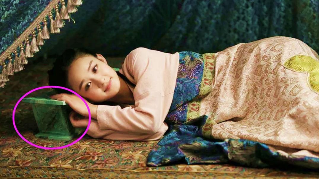 """Người Trung Hoa cổ đại đi ngủ gối đầu bằng gỗ hoặc sứ: Hiểu lý do sẽ thấy trí tuệ người xưa quá """"khác biệt"""" và đáng khâm phục - Ảnh 1."""
