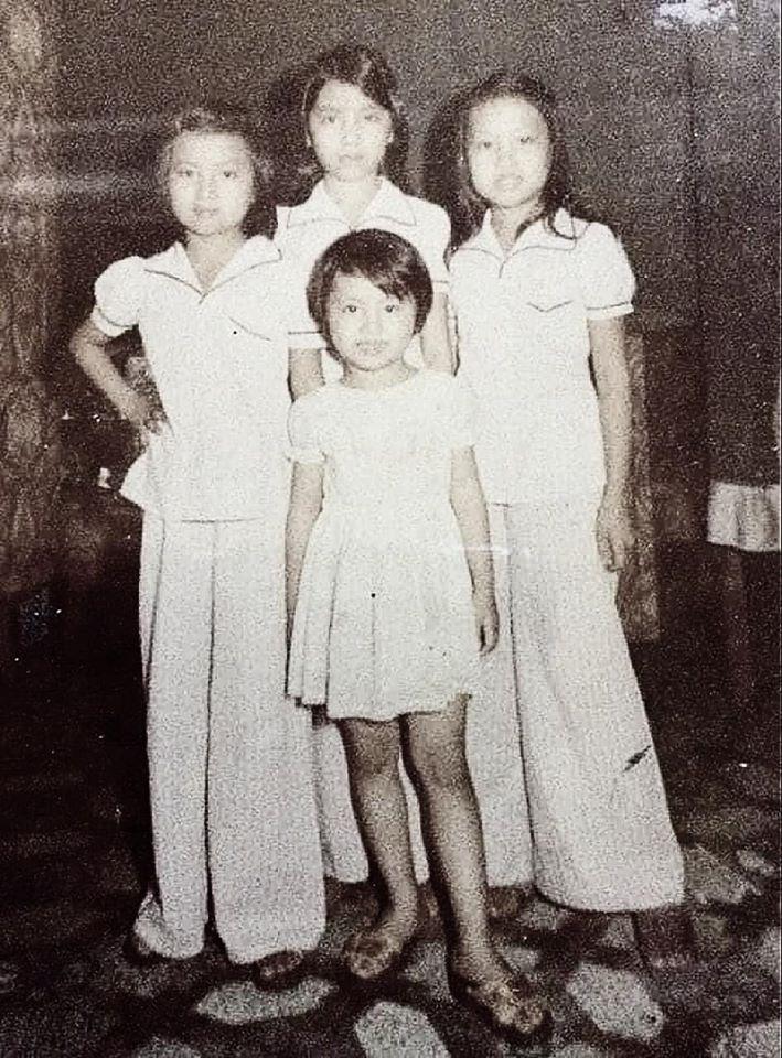 """Nhan sắc """"ba chị em đại gia"""" Cẩm Ly -  Minh Tuyết - Hà Phương qua thời gian - Ảnh 1."""