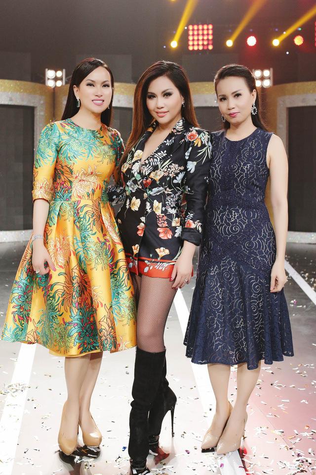 """Nhan sắc """"ba chị em đại gia"""" Cẩm Ly -  Minh Tuyết - Hà Phương qua thời gian - Ảnh 8."""
