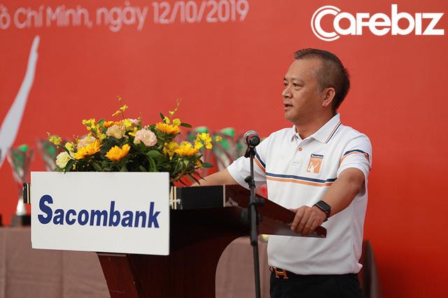 Phó Tổng giám đốc Ngân hàng Sacombank: Doanh nghiệp SMEs nếu có phương án kinh doanh hiệu quả và báo cáo tài chính minh bạch sẽ vay được tiền - Ảnh 2.