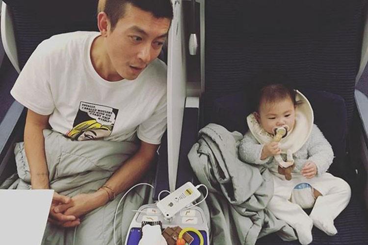 """""""Gã trai tồi nhất châu Á"""" năm ấy: Ăn chơi cỡ nào có con vào cũng khác hẳn, đặc biệt cách dạy con ăn đứt nhiều người - Ảnh 2."""