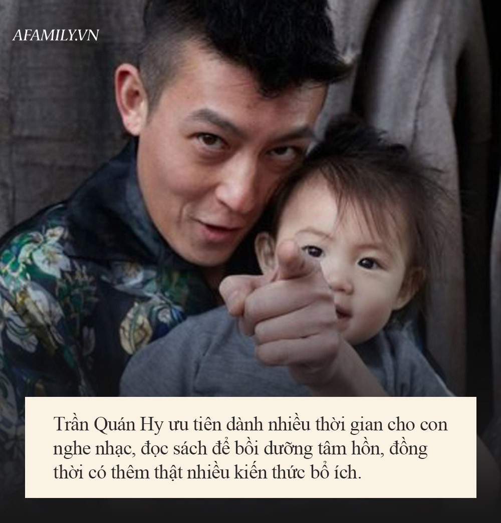 """""""Gã trai tồi nhất châu Á"""" năm ấy: Ăn chơi cỡ nào có con vào cũng khác hẳn, đặc biệt cách dạy con ăn đứt nhiều người - Ảnh 8."""