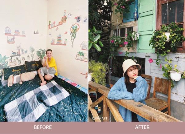"""Cuộc sống trước và sau """"giãn cách xã hội khác biệt thế nào qua ống kính của giới trẻ - Ảnh 3."""