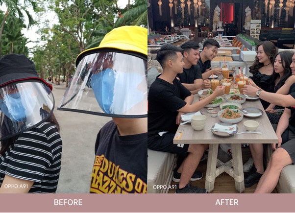 """Cuộc sống trước và sau """"giãn cách xã hội khác biệt thế nào qua ống kính của giới trẻ - Ảnh 5."""